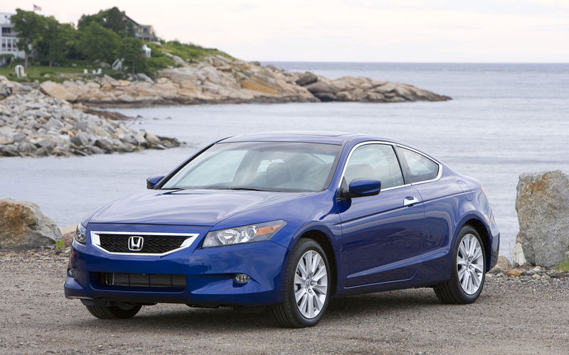 2008 Accord Coupe