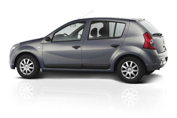 Dacia Sandero - poza nr. 2