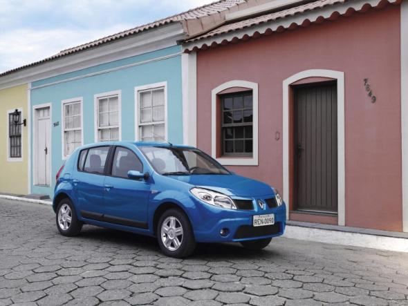 Dacia Sandero - poza nr. 5