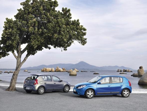 Dacia Sandero - poza nr. 9
