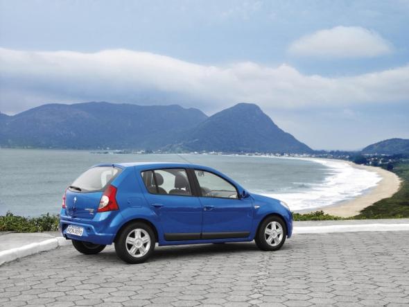 Dacia Sandero - poza nr. 11
